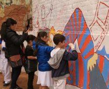 Corporación La Matriz lleva el arte al Barrio Puerto con cierre regional de Programa Acciona