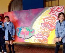 Acercando el arte a los colegios