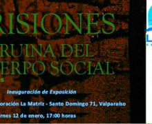 """Pintora Jojo Fuentes presentará """"Prisiones, la ruina del cuerpo social"""" en Corporación La Matriz"""