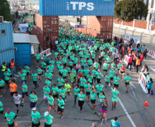 ¡Aporta con tus anteojos en la Media Maratón TPS!