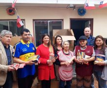 UNAB, Gobernación y ENCOFUT entregan donativo a Comedor 421