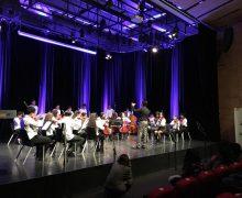 Nuestra Orquesta coronó el cierre del festival DocsBarcelona Valparaíso