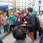 Exitosos Tours ilustran sobre los lugares emblemáticos del Barrio Puerto