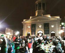 ¡Haciendo Comunidad en nuestra Cena de Navidad!