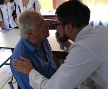 El Consultorio Oftalmológico regresó a La Matriz