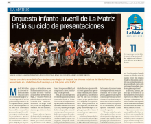 ¡Entérate de nuestras noticias en El Mercurio de Valparaíso!