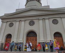 Grupo Folklórico La Matriz puso broche de oro a la celebración navideña