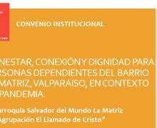 Corporación La Matriz, continúa junto a «El llamado de Cristo»