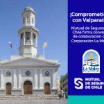 Corporación La Matriz firma convenio de colaboración con la Mutual de Seguros de Chile