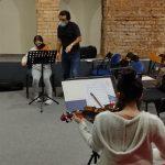 Orquesta Infanto Juvenil sigue adelante a pesar de la pandemia