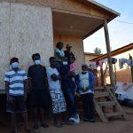 Hemos hecho crecer nuestro vínculo de respeto y afecto con los migrantes haitianos